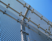 Gregory Fence Expanded Metal Fence Panel System