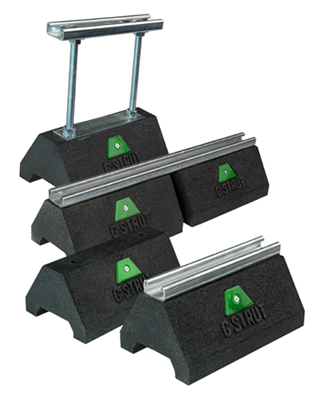 Rooftop Support Blocks
