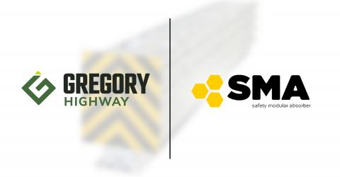 Gregory Highway is the Exclusive Distributor of SMA Road Safety Crash Cushions in the US